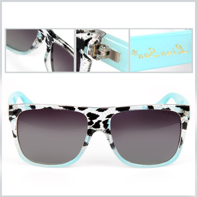 <font><b>LianSan</b></font> <font><b>Polarized</b></font> <font><b>Sunglasses</b></font> Women Vintage Plastic Cool Anti Glare