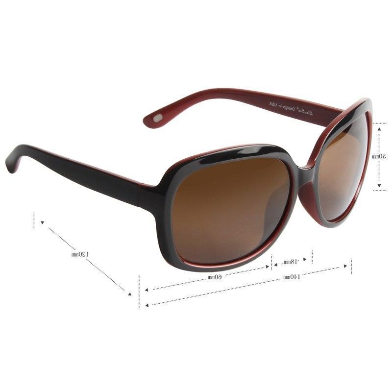 <font><b>LianSan</b></font> Oversize <font><b>Sunglasses</b></font> Designer PC Fashion Female UV400