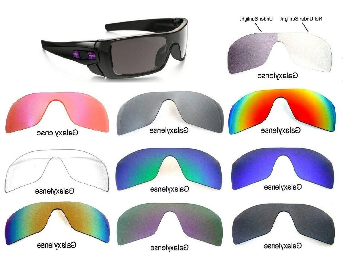 Galaxy Replacement Lenses For Oakley Batwolf Sunglasses