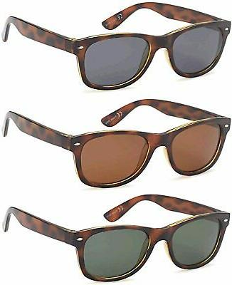 Gamma, 3 Pairs 55 Eye Size Frame Mixed Size CHECKMATE