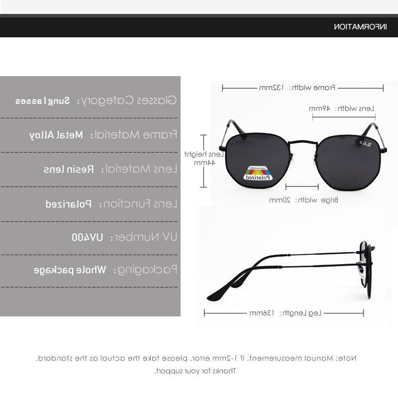 Hexagon designer <font><b>Mirror</b></font> Eyewear Driving