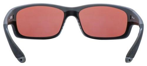 Costa Sunglasses JO-98-EGMGLP Gray Green Mirror