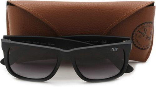 Ray-Ban BLACK Frame GRADIENT Lenses 55mm