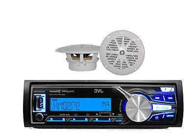 JVC KW-R920BTS Built-in Bluetooth//Satellite Radio-Ready in-Dash Receiver with Remote