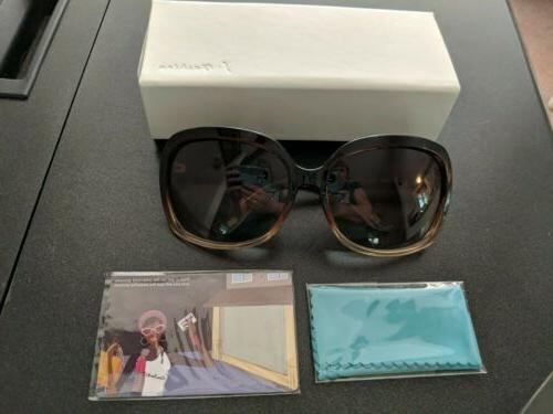 LianSan Oversized Polarized Sunglasses UV