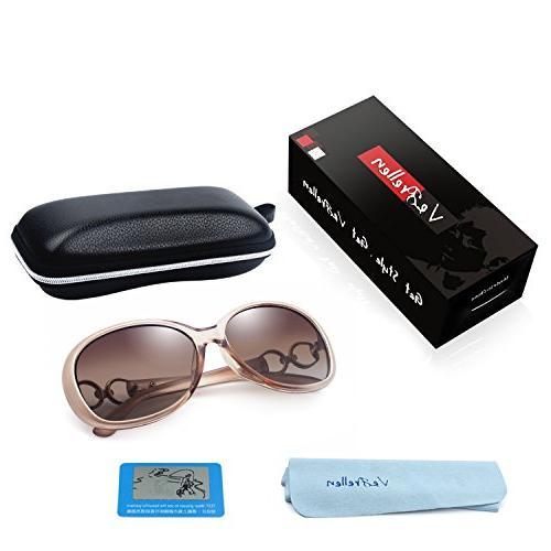 VeBrellen Sunglasses Oversized Goggles