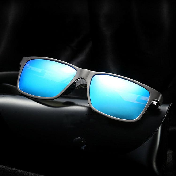Men's Polarized Colored Sunglasses Fishing Eye