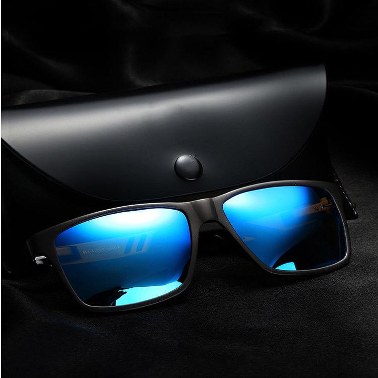 Men's Aluminium Sunglasses Fishing Eye