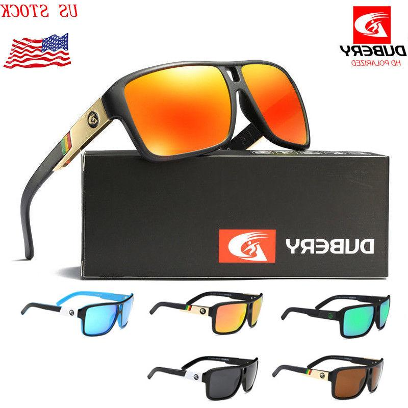 Men's Polarized Sunglasses Outdoor Driving Men Women Sport S