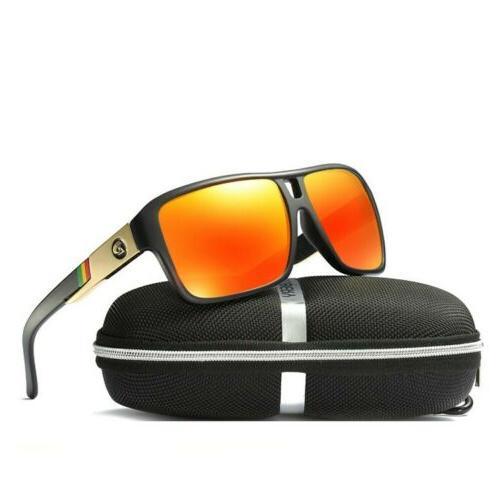 Men's Polarized Sunglasses Driving Women Sport Glasses Fishing Style