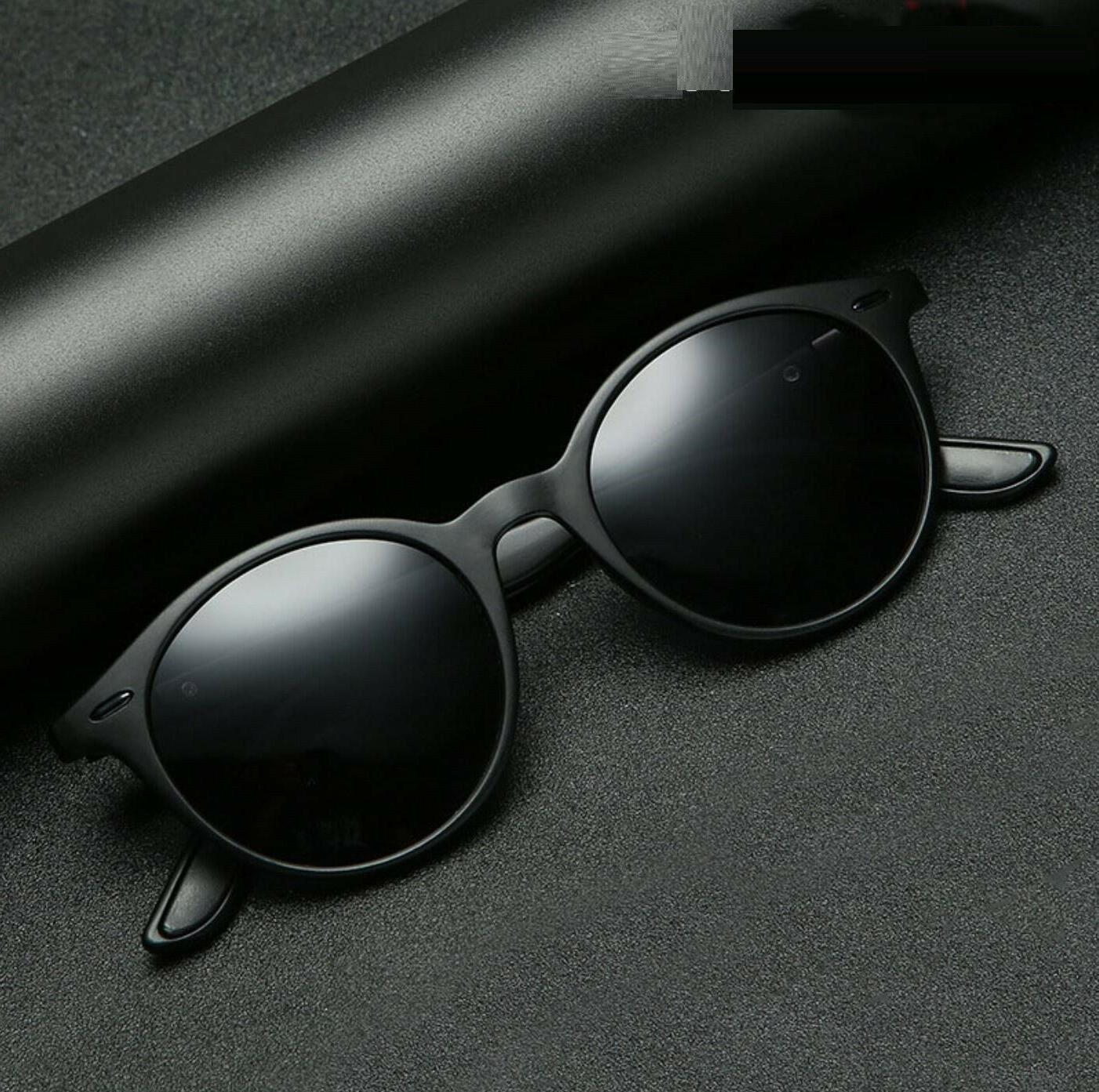 Men's Women's Sunglasses Light Round Classic Fashion Shades