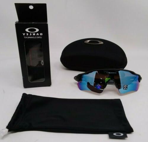 Oakley Mens Radar Sunglasses kit