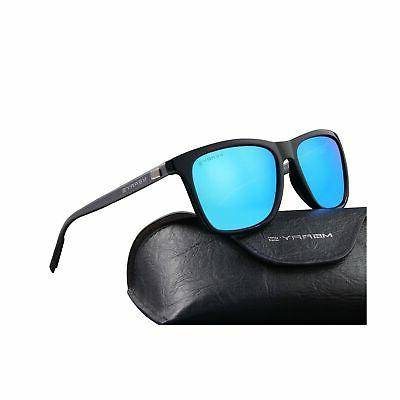 merry s unisex polarized aluminum sunglasses vintage