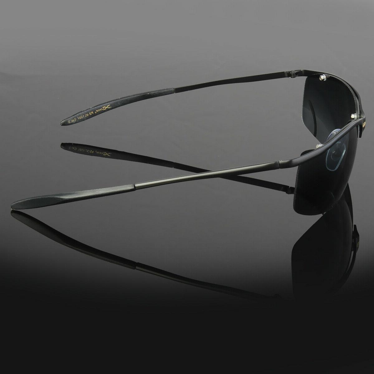 Metal Polarized Sport Eyewear Glasses