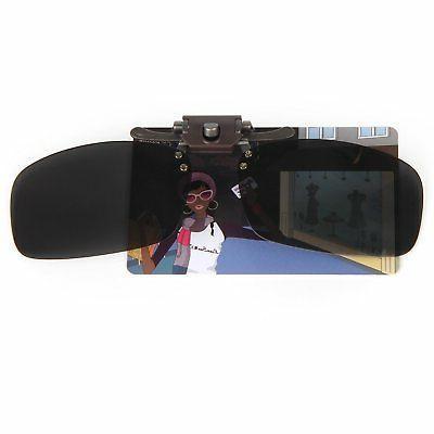 LianSan Mirrored lens Polarized clip women