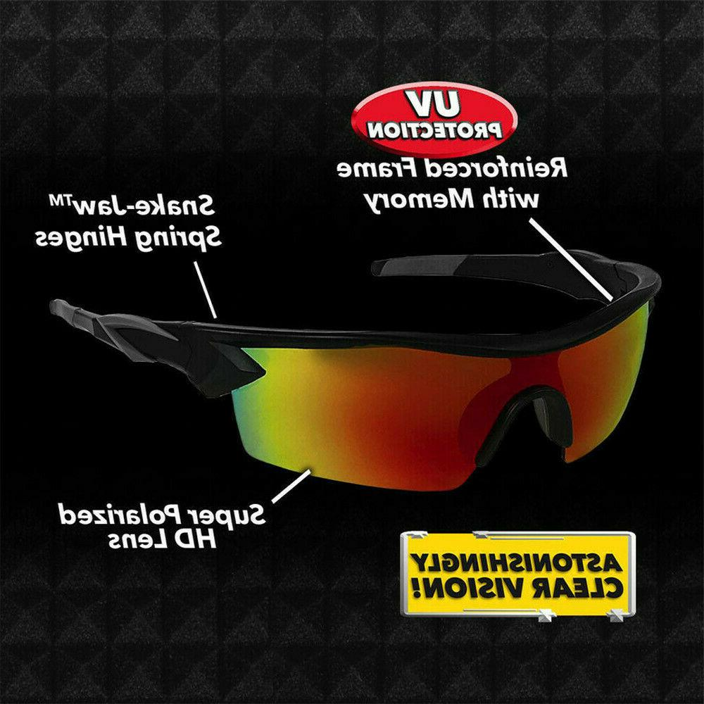 2 Pairs BattleVision As Unisex
