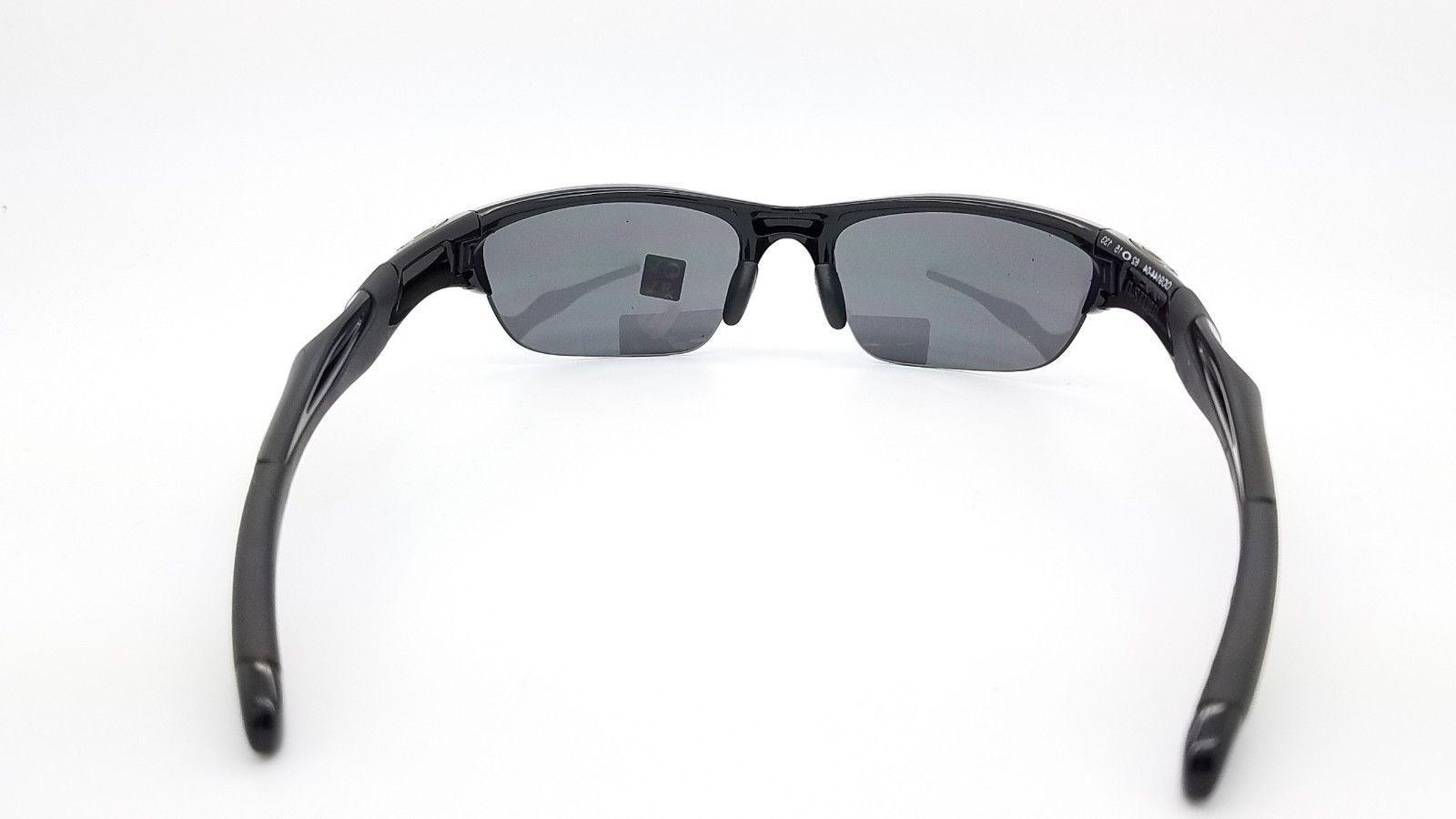 NEW Half 2.0 sunglasses Black Polarized AUTHENTIC