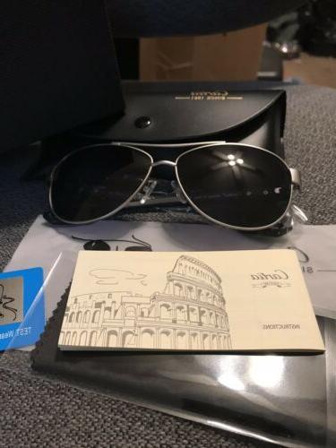 NEW Italy Retro Polarized Men UV400