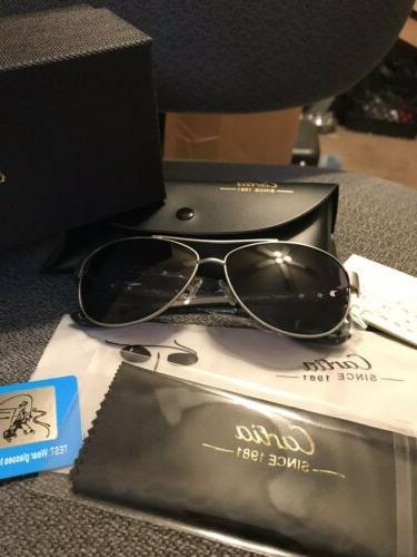 NEW Retro Polarized Sunglasses Women UV400 Protection