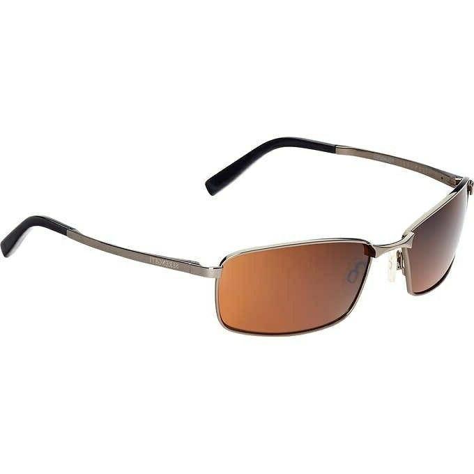 c76b00bdc1 Serengeti Martindale 8310 Shiny Gunmetal Polarized Sunglasses ...