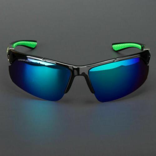 New Sunglasses Sport Wrap Driving Eyewear Glasses