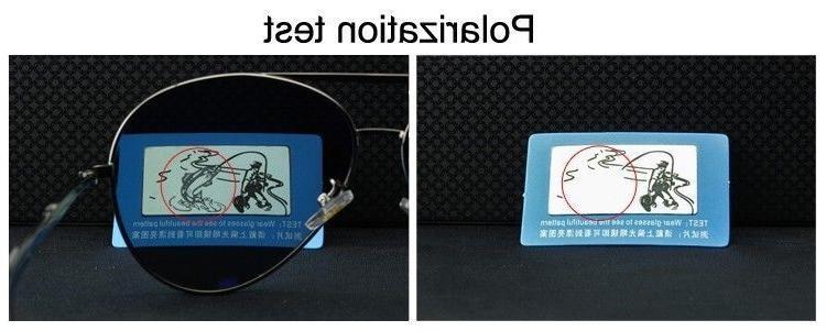 Black Aviator Men's Glasses Driving