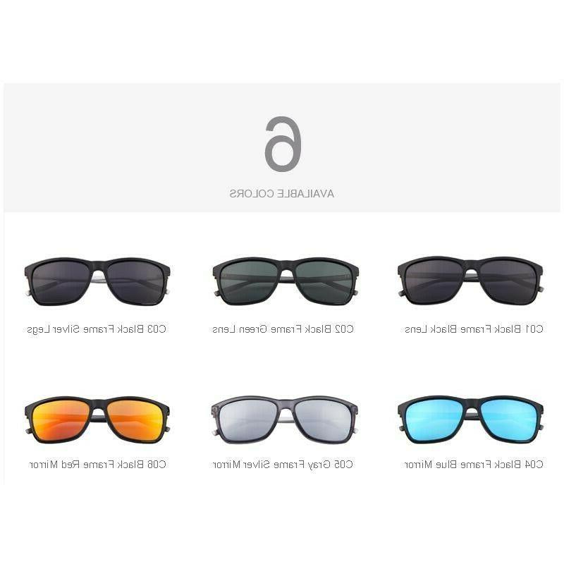 new merry s unisex polarized aluminum sunglasses