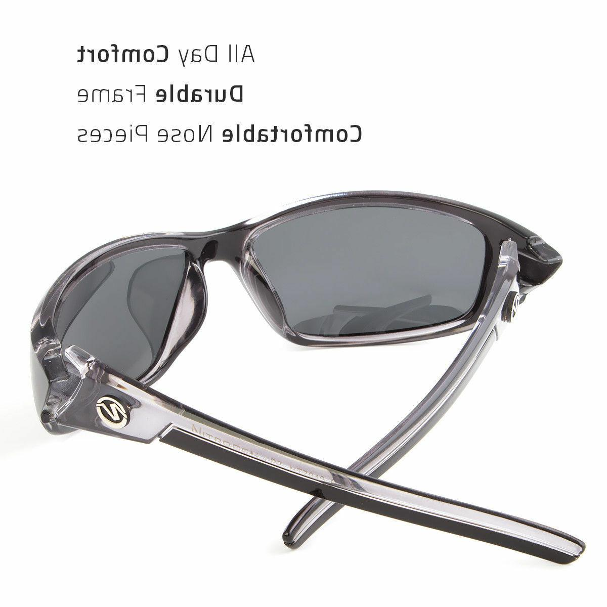 New Nitrogen Mens Anti Glare Driving Sunglasses