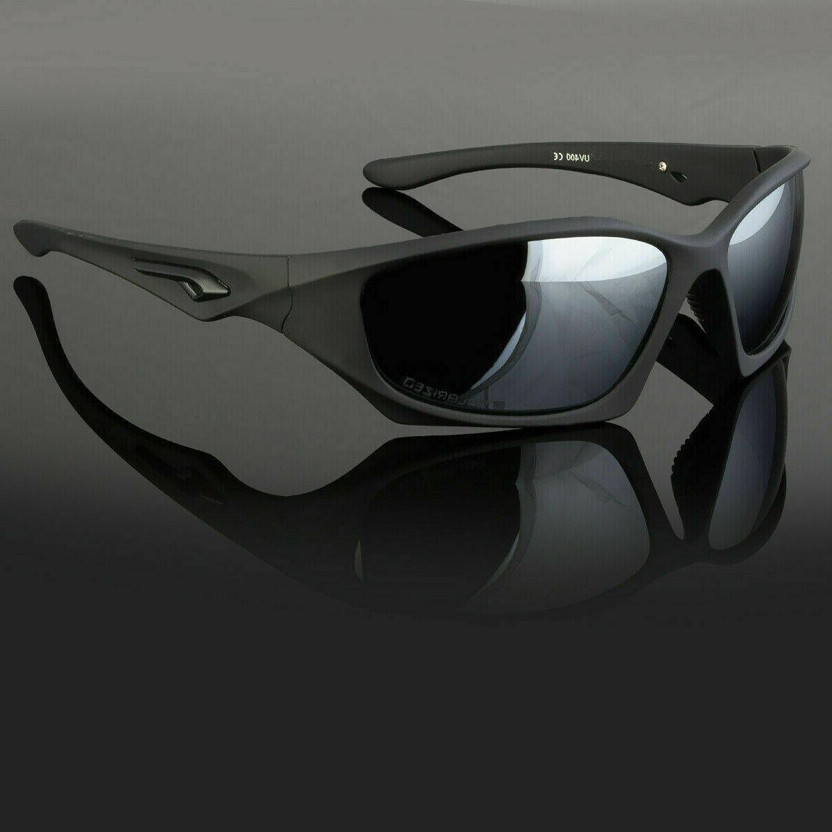 New Outdoor Eyewear Driving Wrap Around Men Glasses