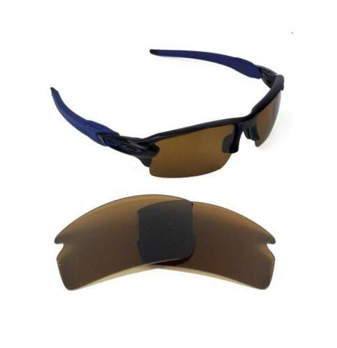 new polarized replacement bronze lens for oakley