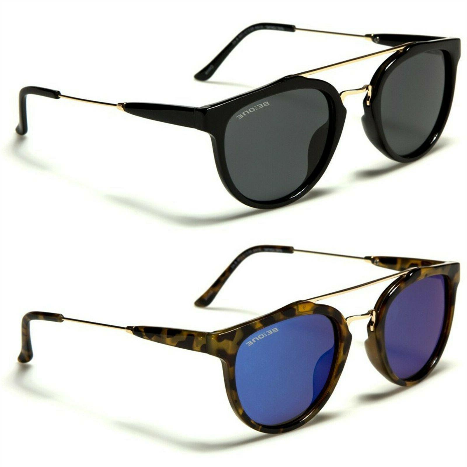 new polarized women men round vintage designer
