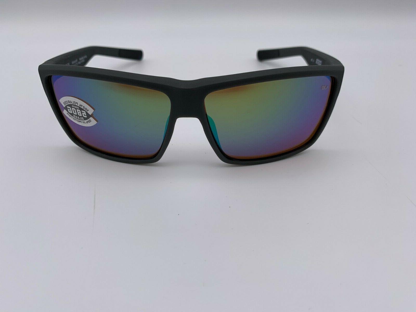 new rinconcito polarized sunglasses gray green glass