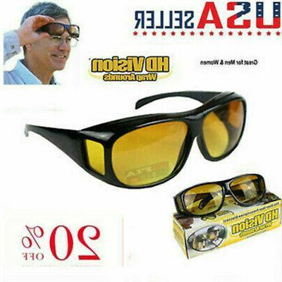 night vision sunglasses polarized night sight hd