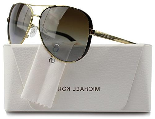 nwt sunglasses mk5004 1014t5 polarized