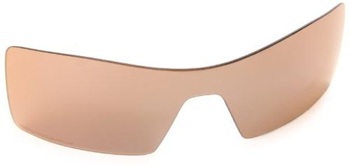 Oakley Polarized Rimless Sunglasses,Multi Lens,One