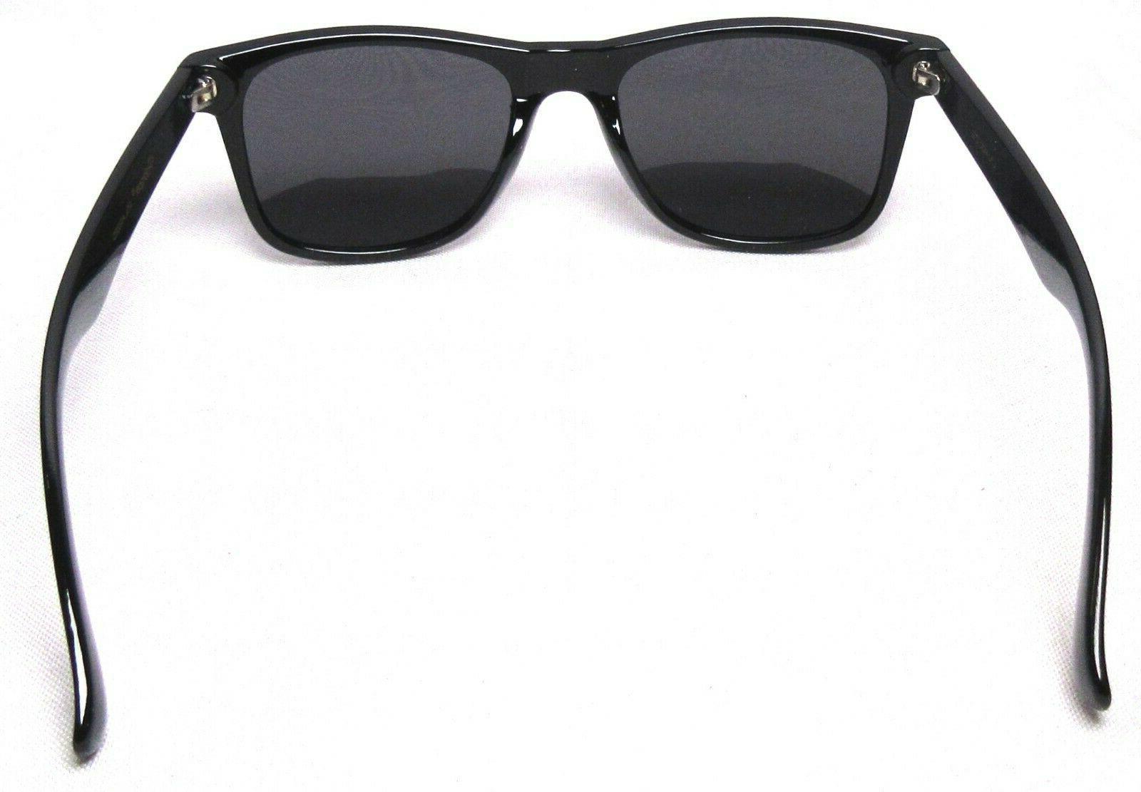 POLARSPEX Polarized 80's Sunglasses PSX01-BK-SMK