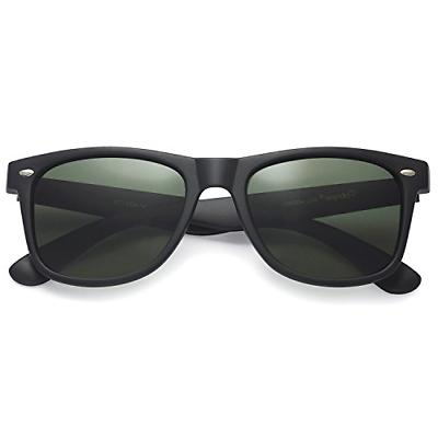 polarized 80s retro trendy stylish sunglasses metal