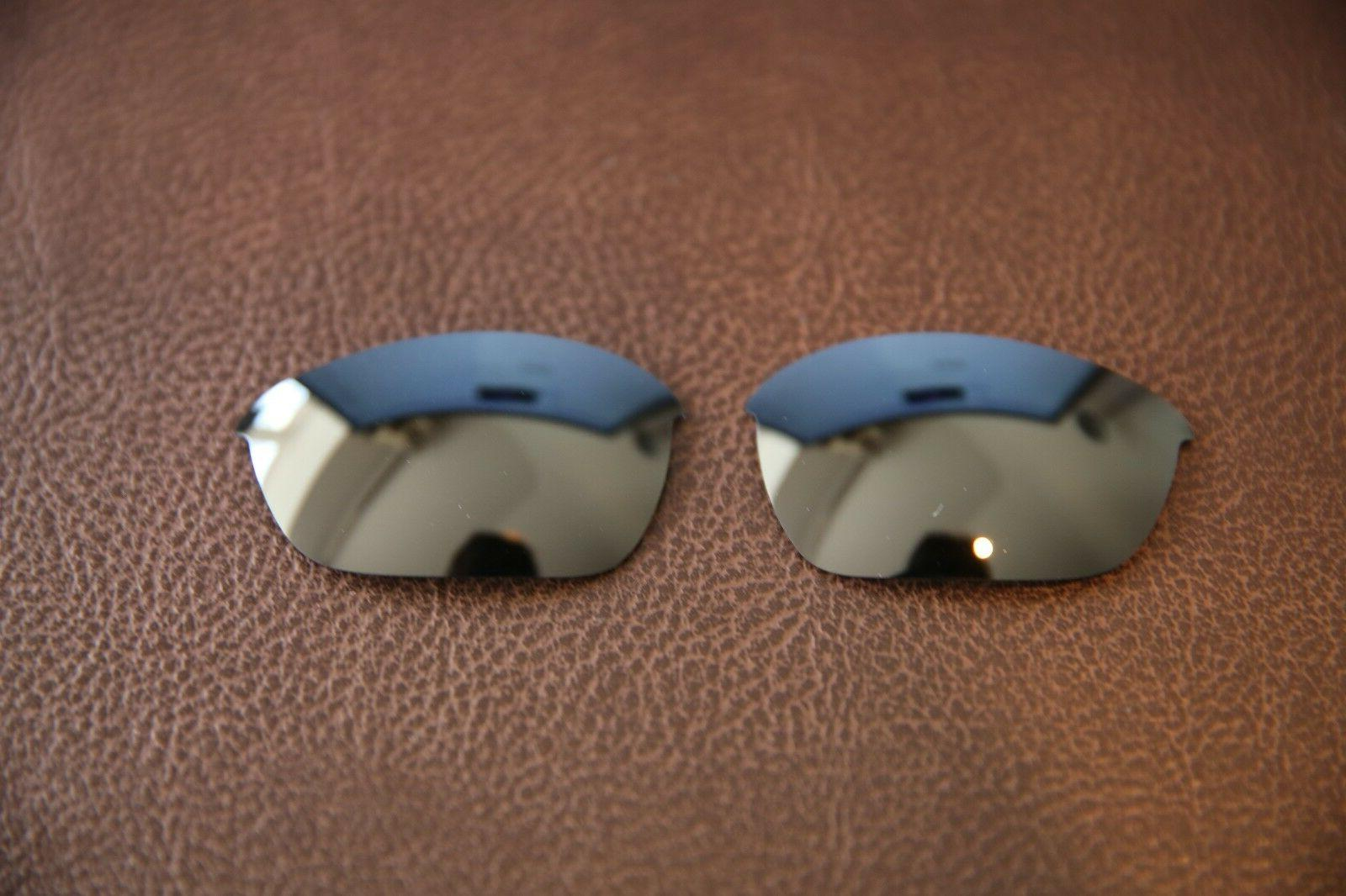 polarized black replacement lens for oakley half