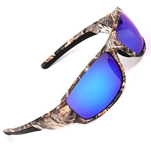 polarized camouflage sunglasses