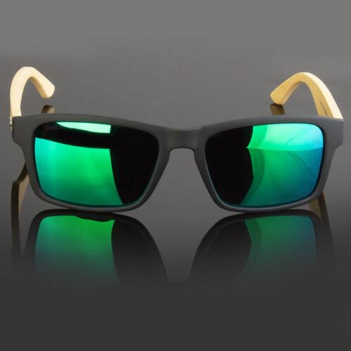 Polarized Mens Womens Half Frame