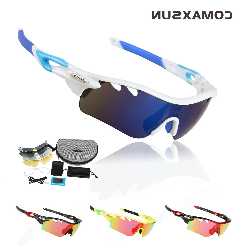 polarized cycling glasses bike goggles fishing sunglasses