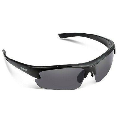 Duduma Polarized Designer Fashion Sports Sunglasses for Base
