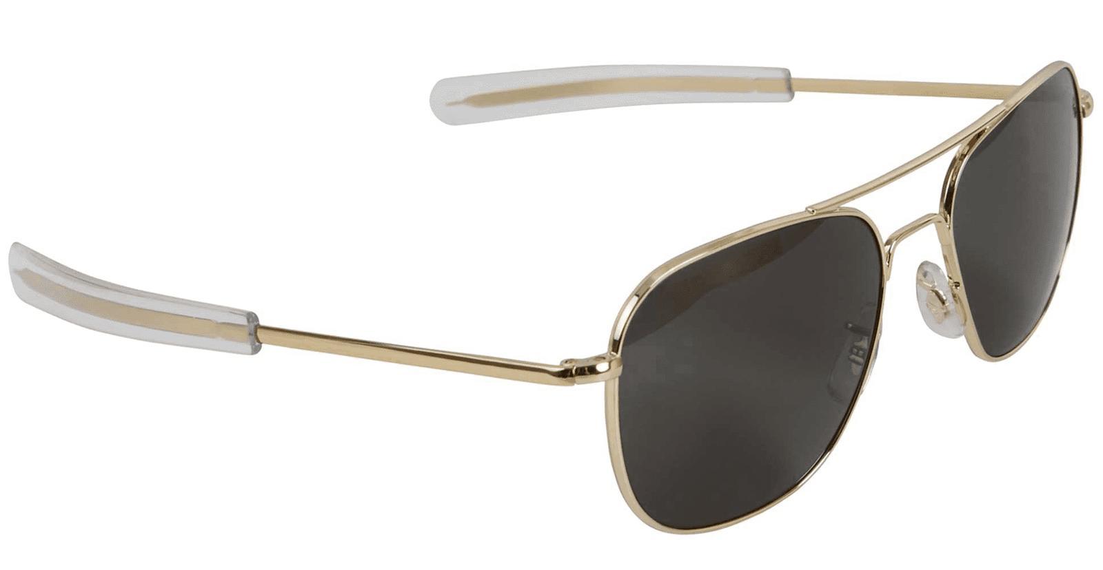 AO 55mm Force Sunglasses Aviators