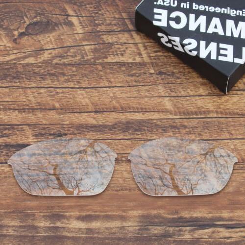 Toughasnails Polarized for-Oakley Half Jacket Sunglasses