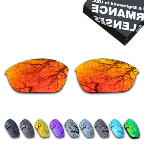 polarized lenses replacement for oakley half jacket