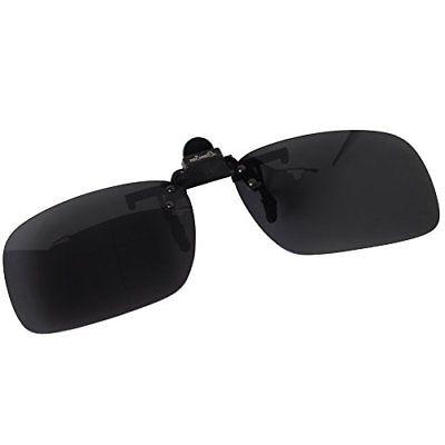 polarized men women outdoor sport clip on
