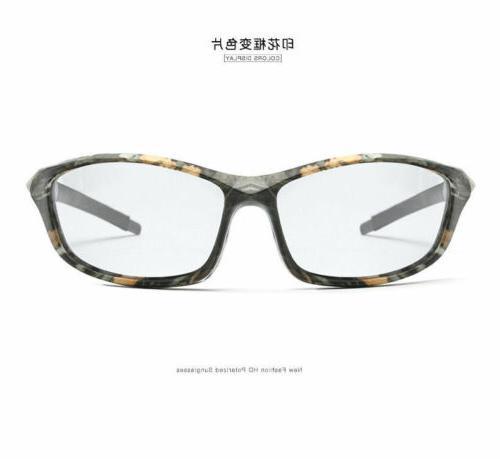 Polarized Photochromic Sunglasses UV400 Transition Sunglasses