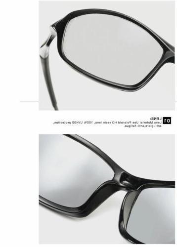 Polarized Men's UV400 Driving Sunglasses
