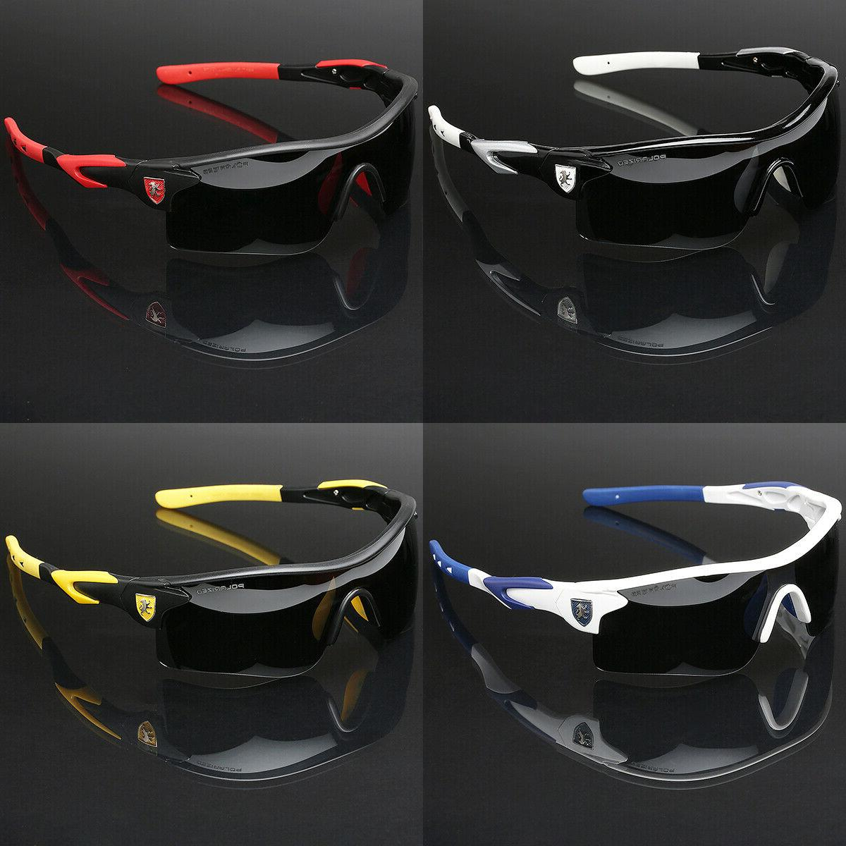 polarized sport men cycling baseball golf ski
