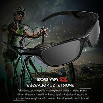 RIVBOS Polarized Sunglasses Driving shades